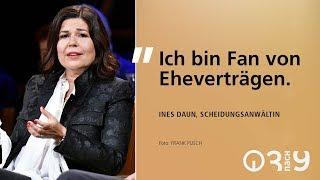 Ines Daun über Geheimnisse erfolgreicher Ehen und Eheverträge // 3nach9