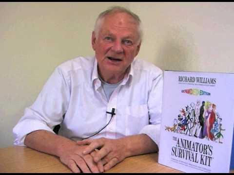 Richard Williams discusses the Animator's Survival Kit