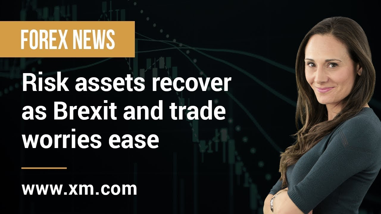 Forex News: 05/09/2019 - Risk assets recover as Brexit and trade worries ease