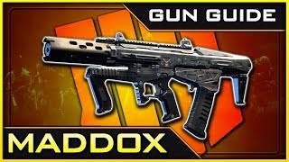 Maddox RFB Stats & Best Class Setups! | Black Ops 4 Gun Guide #5
