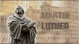 MARTIN LUTHER. Η Μεταρρύθμιση στην Ευρώπη.