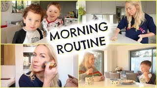 MORNING ROUTINE OF A MUM / MOM  |  AD  |  EMILY NORRIS