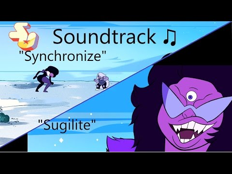 Steven Universe Soundtrack ♫ - Synchronize/Sugilite