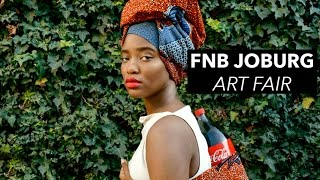 Our girl Tony Gum got a solo exhibition spot at the awesome FNB Art...