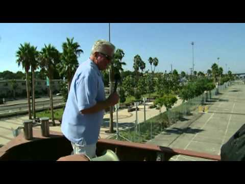 Visiting with Huell Howser: Fireboat Update