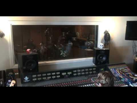 The NEXT Recording with Matt Sorum (Guns N'Roses/Velvet Revolver)