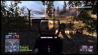 Battlefield 4(PS3) Conquest - Zavod 311- 48/7