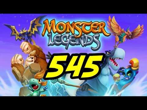 "Monster Legends - 545 - ""Egypt Island Ends"""