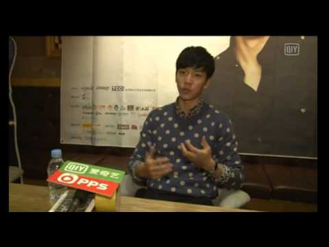 140307 Lee Seung Gi - Interview with QIY