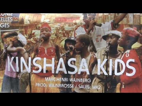 "Belgian film ""Kinshasa Kids"" goes home to DR Congo"
