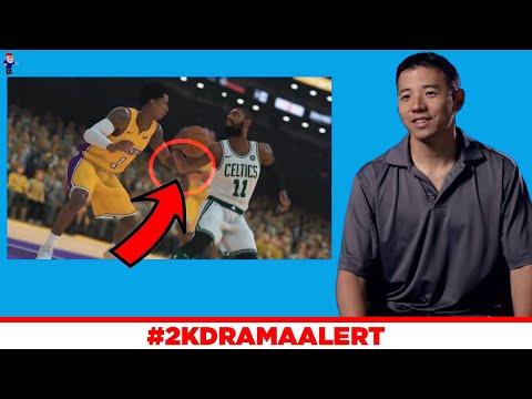 NBA 2K REVEALS MASSIVE OVERHAUL TO DRIBBLING, NBA PLAYER FURIOUS WITH NBA 2K