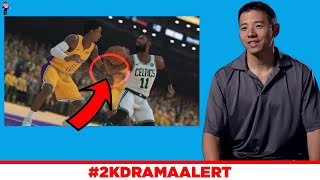 NBA 2K REVEALS MASSIVE OVERHAUL TO DRIBBLING, NBA PLAYER FURIOUS WITH NBA 2K