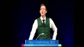 Oslo Symposium 2013: Asle Toje