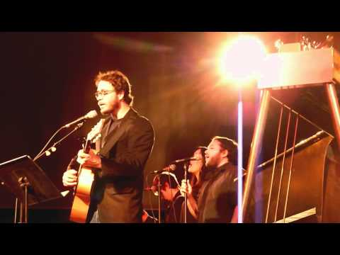 """Amos Lee LIVE covers """"Christmas in Prison"""" by John Prine"""