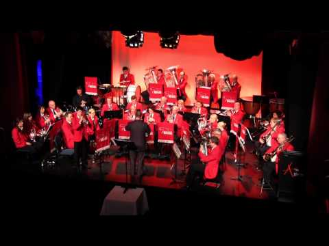 The shepherd's song arranged by Goff Richards - Surfers Paradise Brass Band