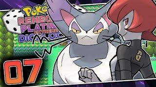 MY WORST BATTLE YET! Pokemon Renegade Platinum Extreme Dicelocke Part 07 w/ HDvee