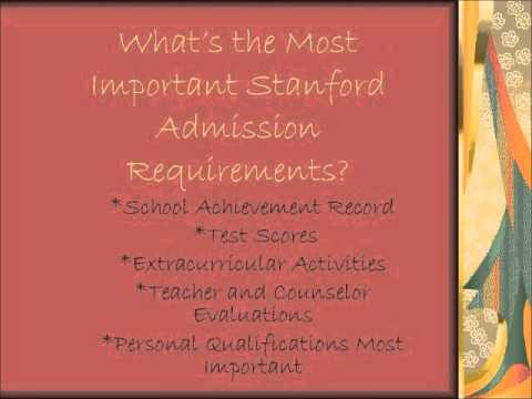 Stanford University Info and Facts
