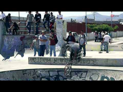 SKATE y BMX en el parque lineal de Pénjamo