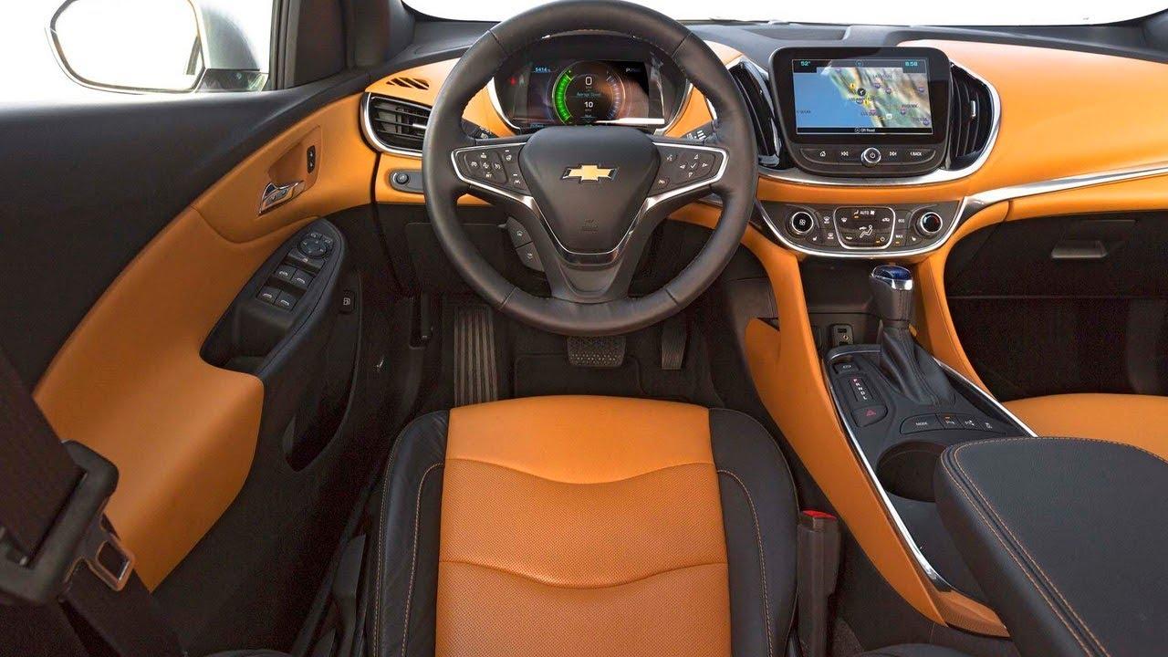 2017 Chevrolet Volt Interior Exterior Look This