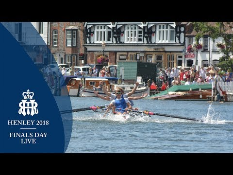 Finals Day - Full Replay | Henley 2018