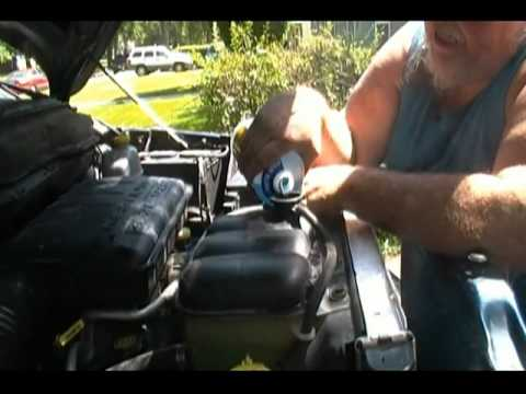 Dodge Ram Head Gasket Repair : Blue Devil - YouTube