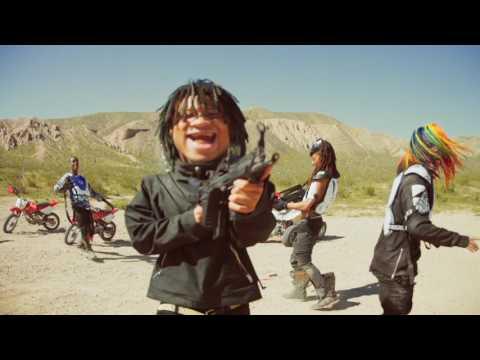 TRIPPIE REDD ft. 6IX9INE - POLES1469 (official music video)