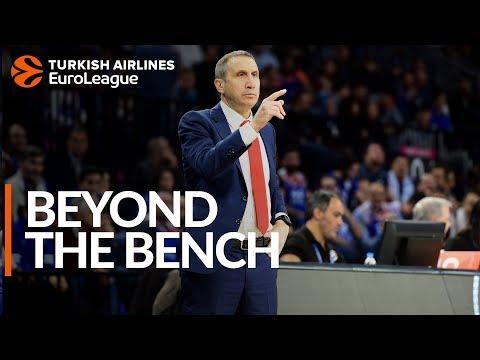 Beyond the Bench: David Blatt, Olympiacos Piraeus