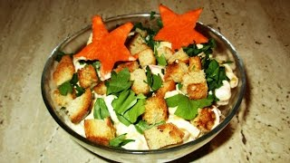 Самый вкусный салат из крабовых палочек