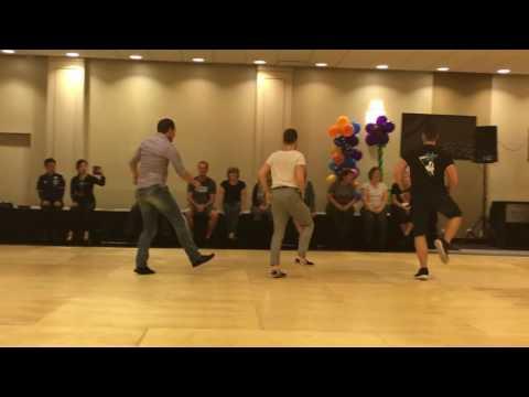 Pom Poms Team International at Windy City Line Dance Mania 2016
