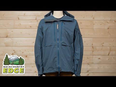 ffa51a41 Fjallraven Keb Eco-Shell Jacket - YouTube