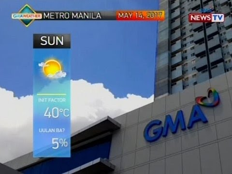 BT: Weather update as of 12:18 p.m. (May 14, 2017)