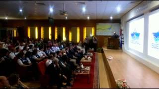 مصر للطيران فى قناة السويس الجديدة 12يونيو2015