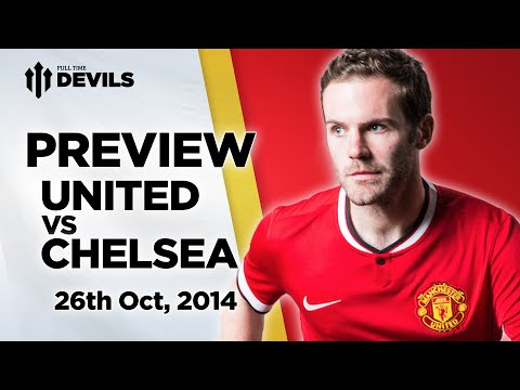 Are We Ready? - Manchester United vs Chelsea - Match Preview - 동영상