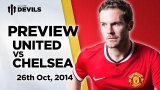 Are We Ready?  | Manchester United vs Chelsea | Match Preview