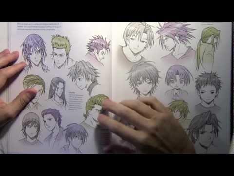 Mastering Manga: A Sneak Peek at My How-To-Draw Book!