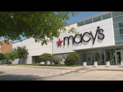 Inside Look At New Macy's Backstage