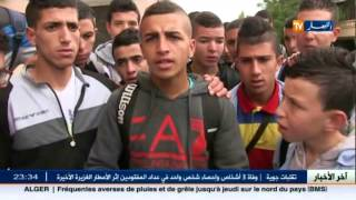 خنشلة : تلاميذ الأقسام النهائية يمتنعون عن الالتحاق بمقاعد الدراسة