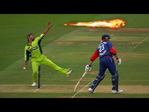 Download Top 7 Fastest Deliveries by Shoaib Akhtar in Cricket History Ever