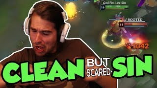 Download Video Gripex - CLEAN LEE SIN PLAYS + GETTING SCARED BY DONATIONS IN LAN EVENT MP3 3GP MP4