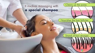 Pamper Your Hair With Spa Treatment
