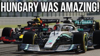 Why The 2019 Hungarian Grand Prix Was One Of My Favourites