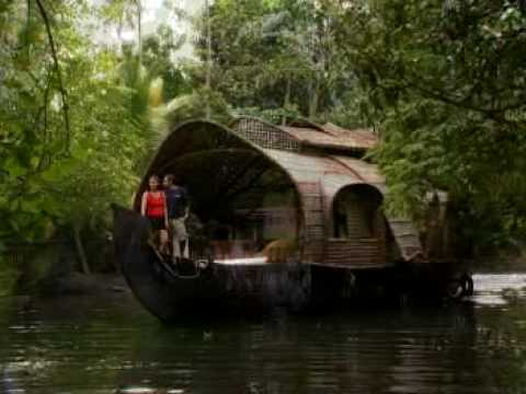 kerala houseboat,houseboat,kerala tourism videos,houseboats in alapuzha,what is houseboat