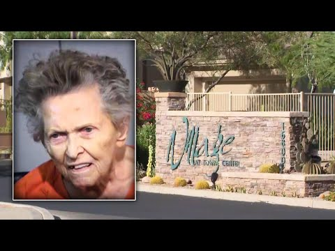 92-Year-Old Mom Accused of Killing Son Who...