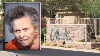 92-Year-Old Mom Accused of Killing Son Who Wanted to Put Her in Nursing Home
