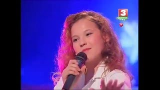 Стефания Соколова - Нарисовать мечту (Молодые таланты Беларуси 2015 (телеверсия))