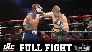 YURI FOREMAN vs. KEVIN CAGLE I Full Fight I BOXING WORLD WEEKLY