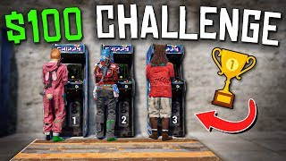 Running a $100 ARCADE CONTEST for ROLEPLAYERS - Rust Shop Gameplay