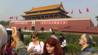Chiny - Pekin - Tiananmen i Zakazane Miasto