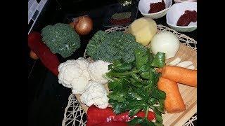 Sebze Çorbası Nasıl Yapılır ? | Sebzeli Vitamin Çorbası