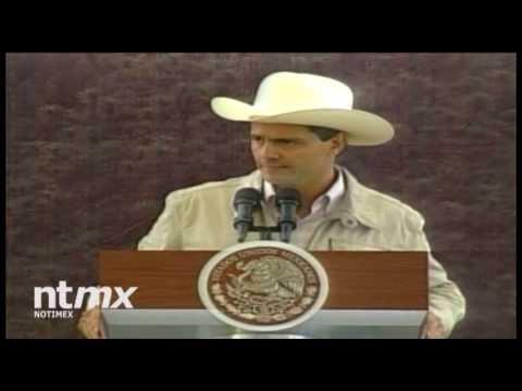 Celebra el Presidente Peña Nieto Día del Árbol